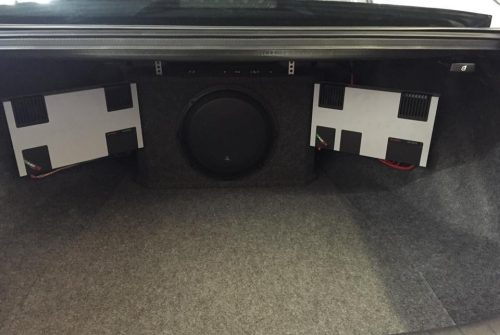 Mosconi Amp Upgrade with 6to8 v8 flax components