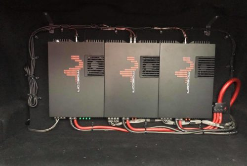 Mosconi One Amps