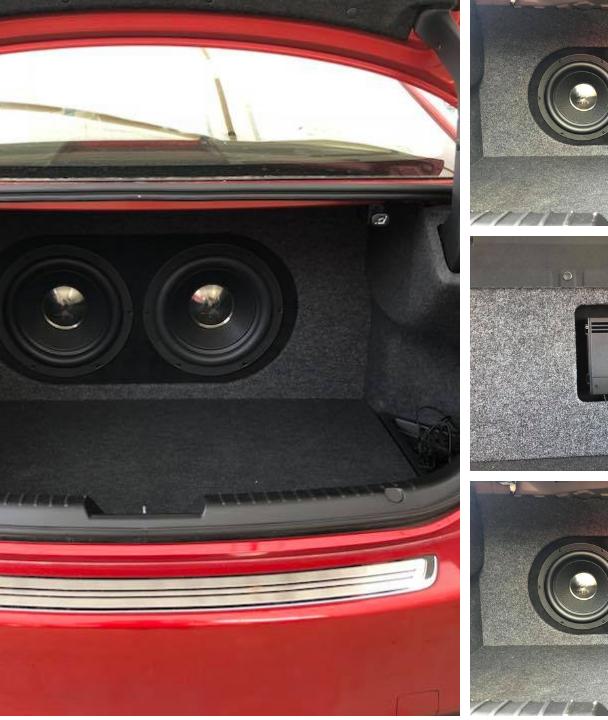 Morel Amp and Primo Sub Package